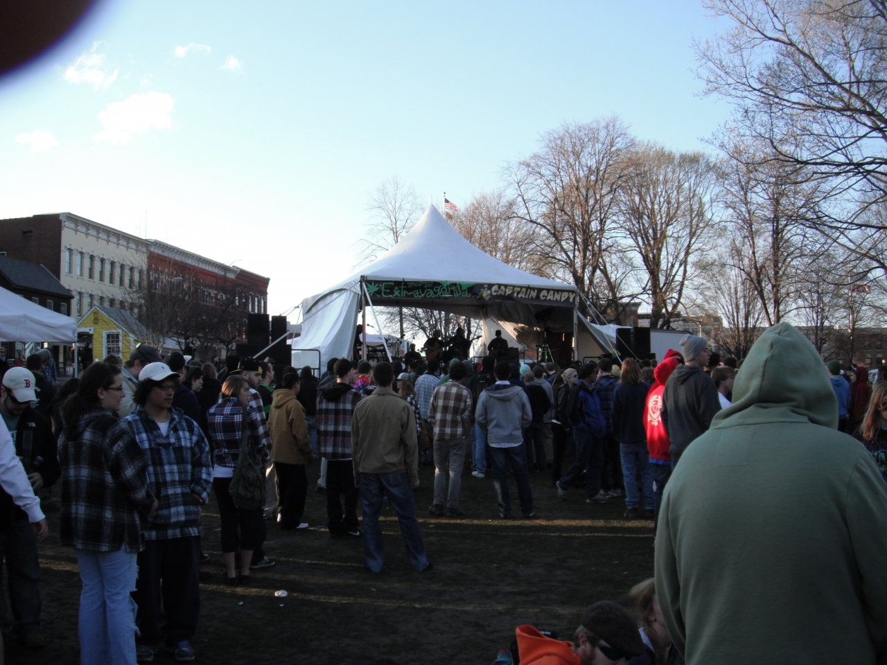 extravaganja 2011 - main stage 3