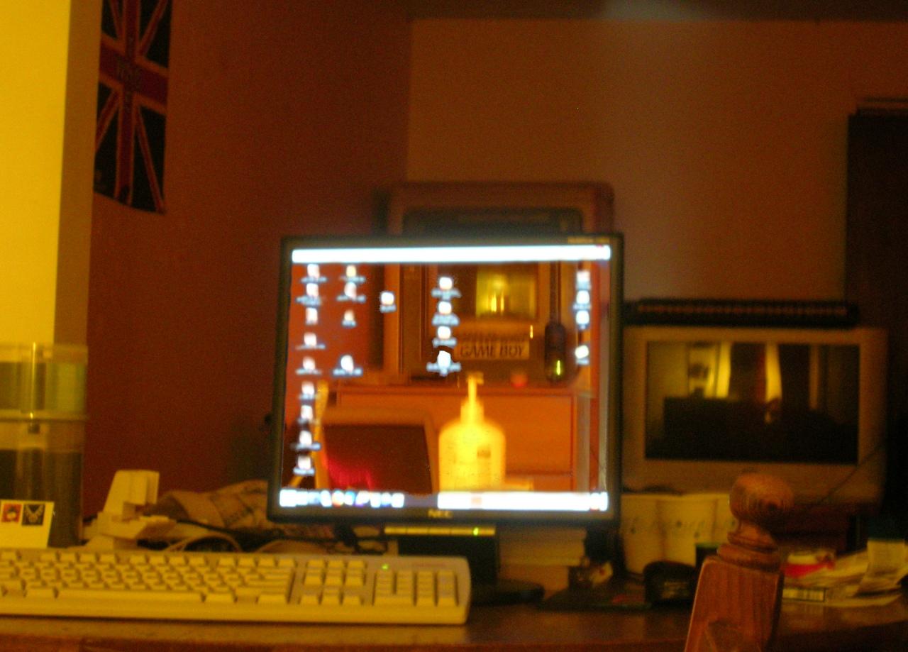 translucent LCD