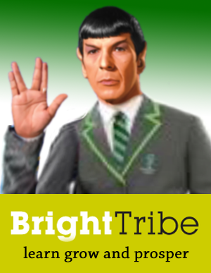 Bright Tribe Learn Grow Prosper